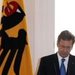 El problema del expresidente Wulff