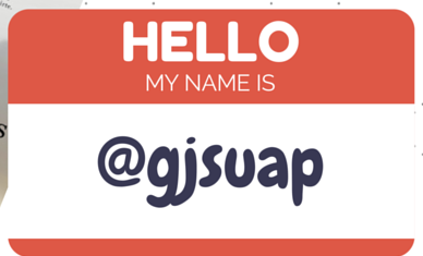 Hello my name is @gjsuap